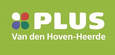 Logo Plus van den Hoven